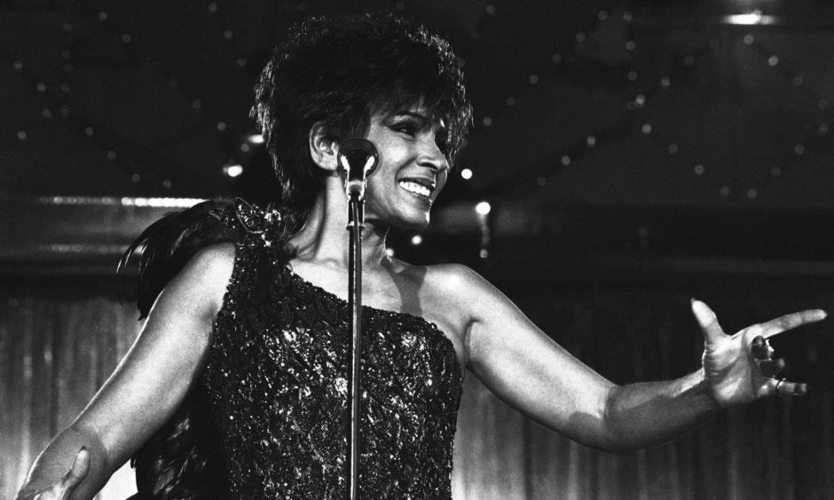 Dame Shirley Bassey proved diamonds are forever but gold lasts even longer when she thrilled her fans in Aberdeen in 1991 and 1992.