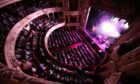 Being back inside Aberdeen's bustling His Majesty's Theatre will be a rare treat