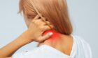 The pain caused by a trapped nerve can be severe.
