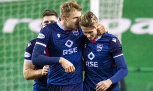 Ross County's Easter Road trip switches to Sunday date after Hibs progress in Europe