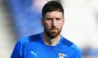 Kirk Broadfoot is enjoying his time with Championship leaders Caley Thistle.