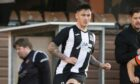 Elgin City's Archie MacPhee will be eager to drive his team to victory over Clydebank next month.