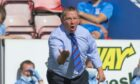 Caley Thistle head coach Billy Dodds.