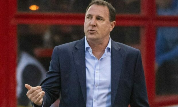Ross County manager Malky Mackay.
