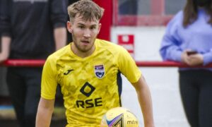 Distance no object as Southampton's Jake Vokins settles in swiftly at Ross County
