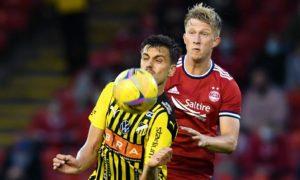 Ross McCrorie: Fresh start has galvanised Aberdeen