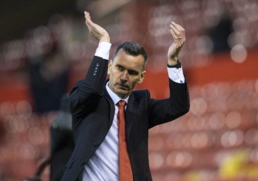 Aberdeen boss Stephen Glass