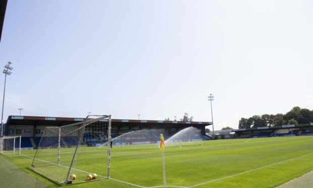 Ross County's Victoria Park Stadium will be allowed the full 6,600 fans in for the visit of Rangers this month.