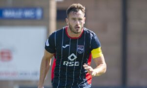 Skipper Keith Watson feels Malky Mackay's efforts to tighten up Ross County are paying off