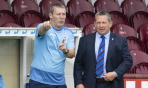 Caley Thistle coach Barry Wilson urges starlets to take inspiration from hot-shot Roddy MacGregor