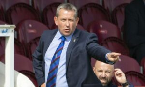 Caley Thistle coach Billy Dodds hints at forward Lewis Jamieson being last summer recruit