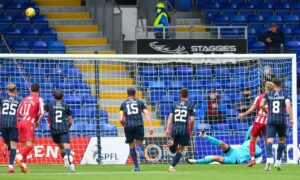 Ross County relieved as St Johnstone miss penalty in opening day 0-0 draw