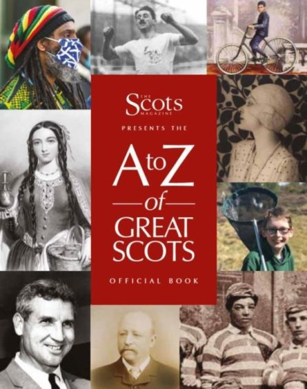 A-Z of Great Scots.