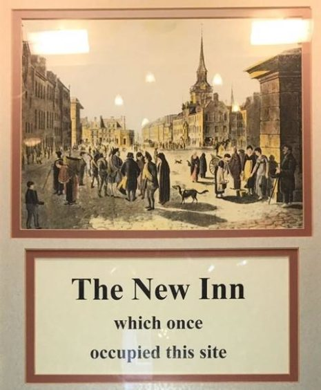The former New Inn. Picture: Wetherspoons.