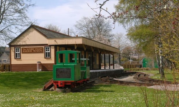 Alford Railway project