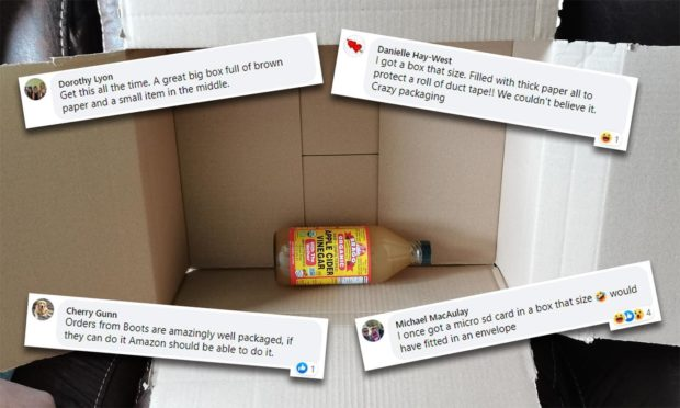 An outraged reader contacted us because he was sick of Amazon's excessive packaging. He's not the only one who is fed up...
