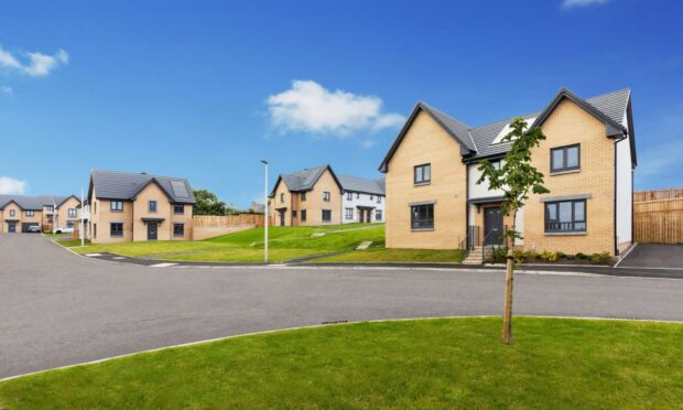 The key to happiness: The Countesswells development is close to selling out.
