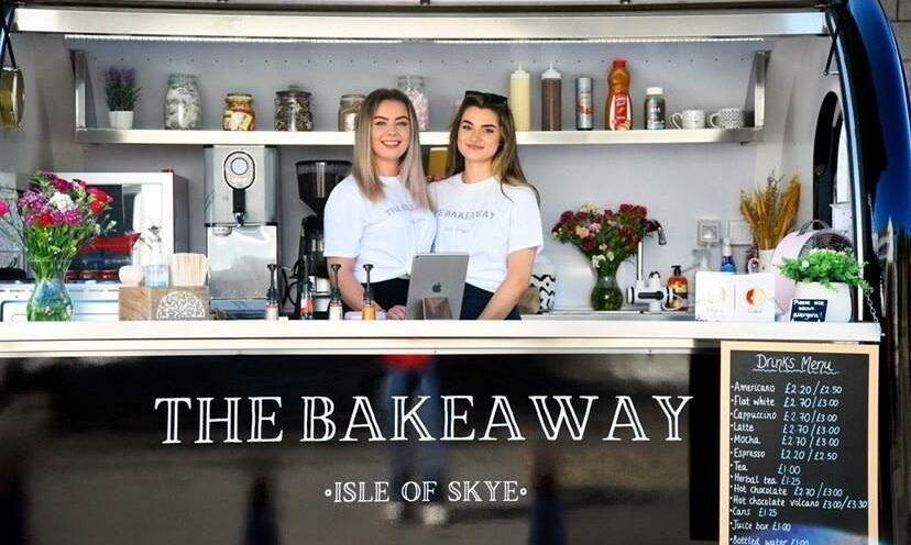 Sarah and Daisy of The Bakeaway.