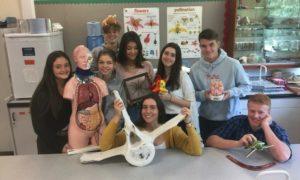 Students at International School Aberdeen (ISA)
