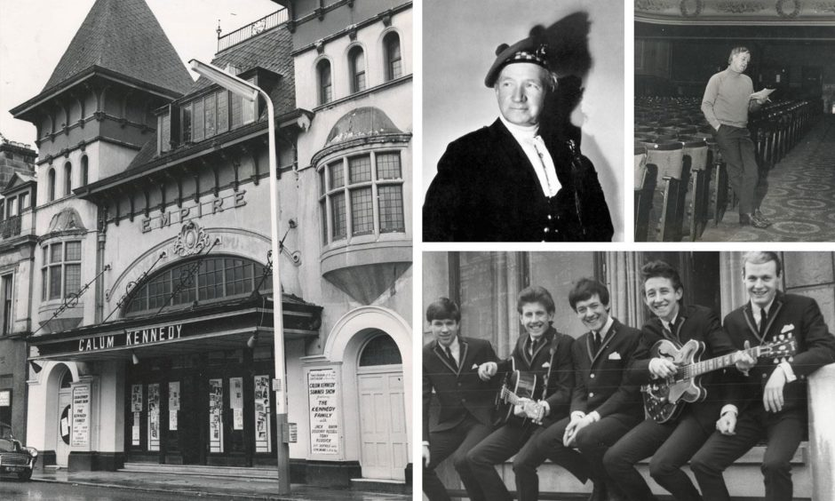 The Empire Theatre was much-loved and is much-missed in Inverness.