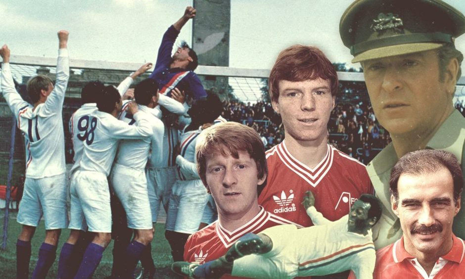 Aberdeen's title-winning heroes could have been part of one of the greatest football movies of all time.