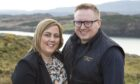 Deenie and Jamie McGowan have been awarded a national Community title at the 2021 Family Business of the Year Awards for their business, Essence of Harris.