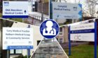 New management contracts are to be signed at five Aberdeen GP practices: Camphill, Carden, Old Aberdeen, Torry and Whinhill.