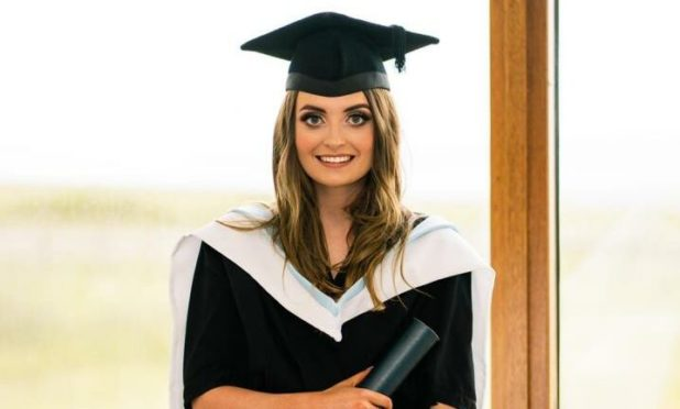 Meegan Anderson graduated from Aberdeen University with Diploma in Professional Legal Practice with distinction.