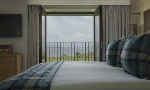 New luxury suites at the Isle of Mull Hotel & Spa