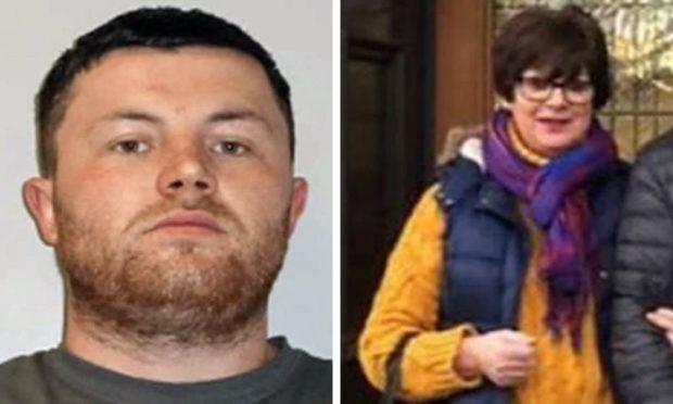 Jordan Milne who killed his mum Carol will be sentenced later this year.
