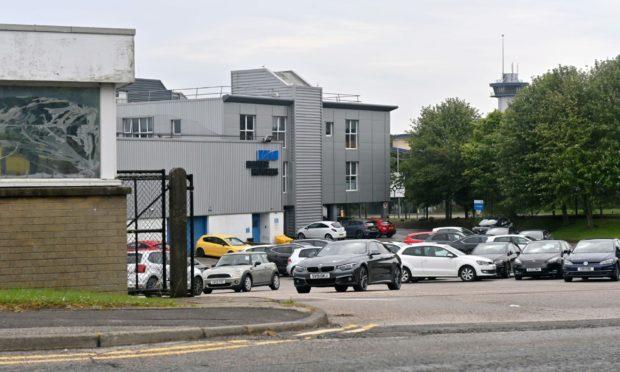 Baker Hughes, Bridge of Don Facility on Woodside Road, Aberdeen.