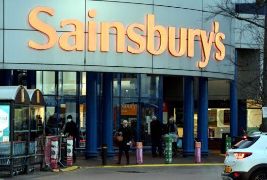 Sainsbury's at Berryden Retail Park