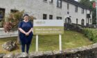 Kay Lang at MacCallum Court in Dunbeg.