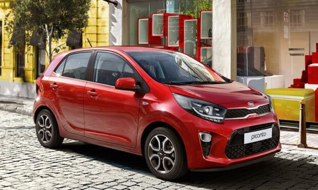 The Kia Picanto tops the list of the UK's cheapest cars to run.
