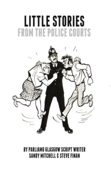Little Stories From The Police Courts.