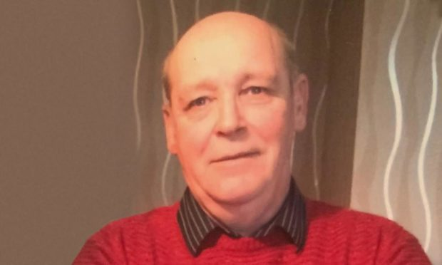 Missing man Gordon MacKay.