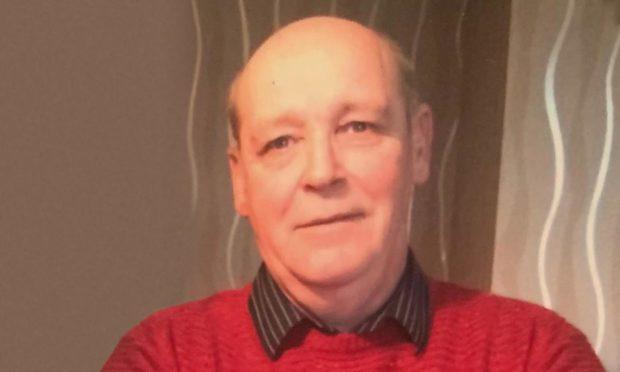 Missing man Gordon MacKay found.