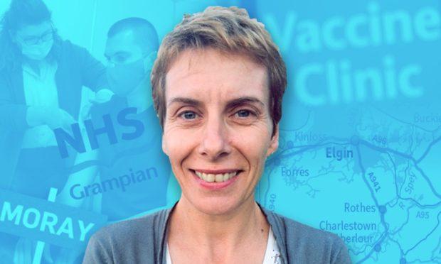 Jillian Evans, NHS Grampian's head of health intelligence.