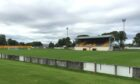 Mosset Park, the home of Forres Mechanics.