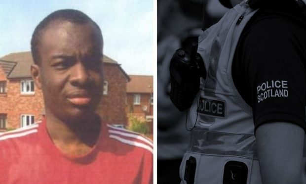 Police are looking for missing Nehemiah Kwesi Somevi