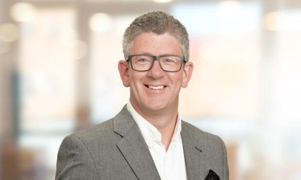 Andrew McCallum, Aspect founder and managing director.