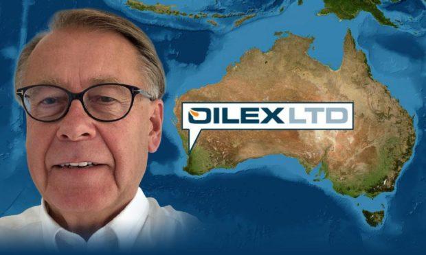 Former Aberdeen oil & gas executive Colin Judd now CFO for Australian company Oilex