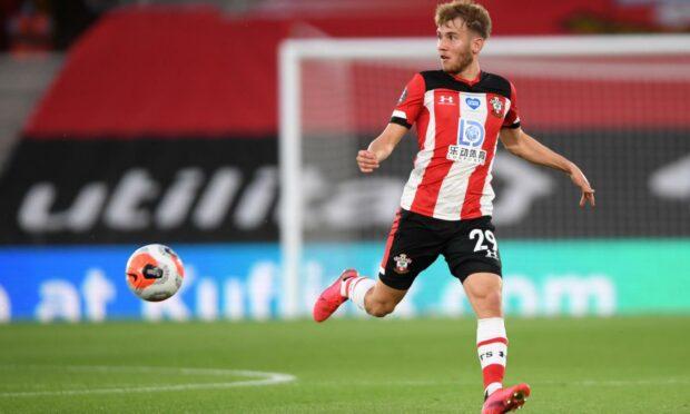 Southampton's Jake Vokins has joined Ross County on a season-long loan.