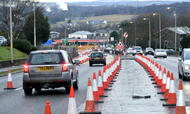 Motorists are warned of road closures