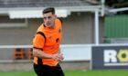 Rothes midfielder Alan Pollock