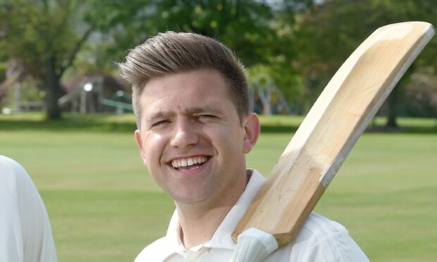 Northern Counties vice-captain Will Ford.