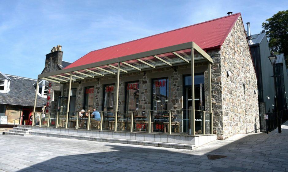 Highland Cinema restaurant in Fort William.