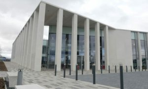 Burns appeared at Inverness Sheriff Court.