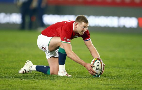 Finn Russell is back in contention for the second test.