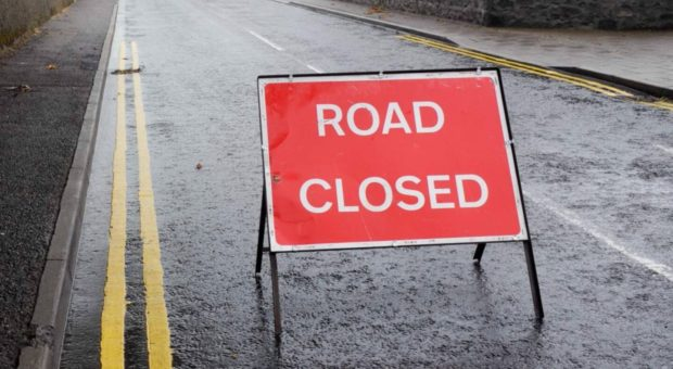Roads will be closed in Inverness